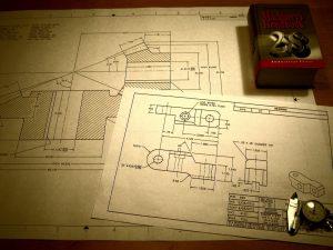 Szkolenie dla firm - rysunek techniczny